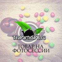 Черный ароматизированный чай - Персик-Карамель