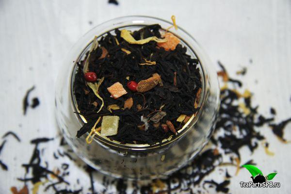 Черный ароматизированный чай - Легенда Азии
