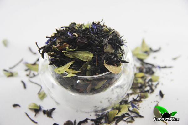 Черный чай - Таёжный