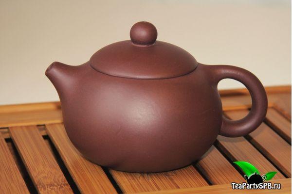 Чайник из исинской глины для чайной церемонии