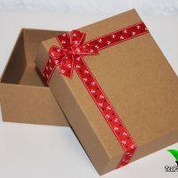 Подарочная коробка для чая и конфет - №2