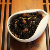 Черный ароматизированный чай - Манговый рай