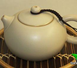 Чайник Си Ши в глазури Жу Яо