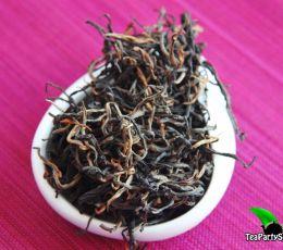 Маофен Хун Ча (Дянь Хун Маофен), Красный чай