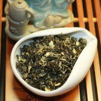 Битань Пяо Сюэ (зеленый чай с жасмином)