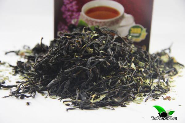 Байкальский Иван-чай с листами смородины, листовой ферментированный