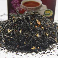 Байкальский Иван-чай с шиповником, листовой ферментированный, 50г