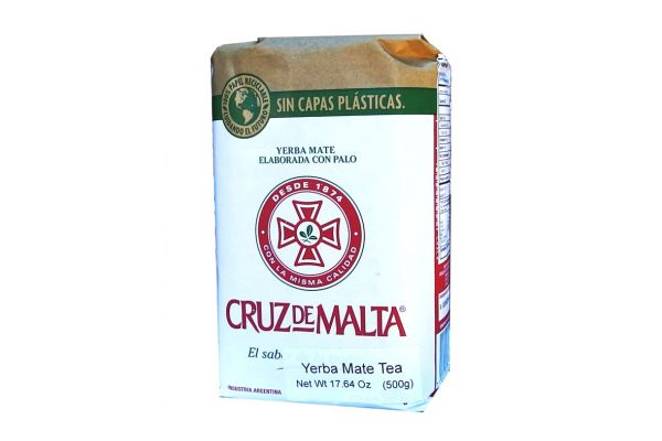 "Мате ""Cruz de Malta Tradicional"", 500г"