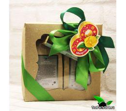 Чайный подарочный набор к 8 марта «Аромат весны»