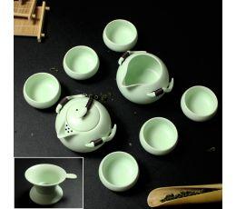 Набор посуды для чайной церемонии - И Лун