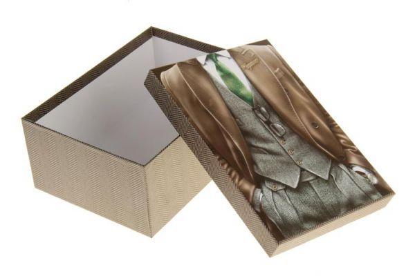 Подарочная коробка для чая и конфет - №5