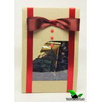 Подарочный набор чая и сладостей «Коллеге»