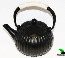 Чугунный заварочный чайник, средний, 600мл
