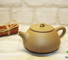 Глиняный чайник классической формы Ши Пяо, 150мл