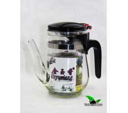 Чайник заварочный ГунФу с кнопкой и носиком, типод(типот), 500мл