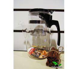 Чайник заварочный Kamjove ГунФу с кнопкой и носиком, типод(типот), 600мл