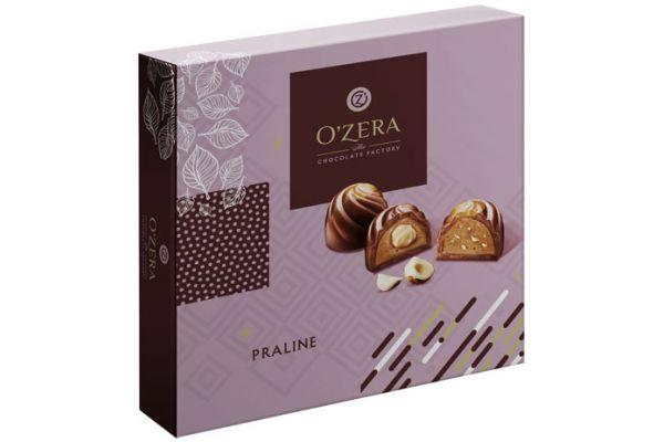 «OZera», конфеты «Praline», 125 г