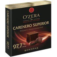 «O Zera» шоколад Carenero Superior 97,7%, 90г