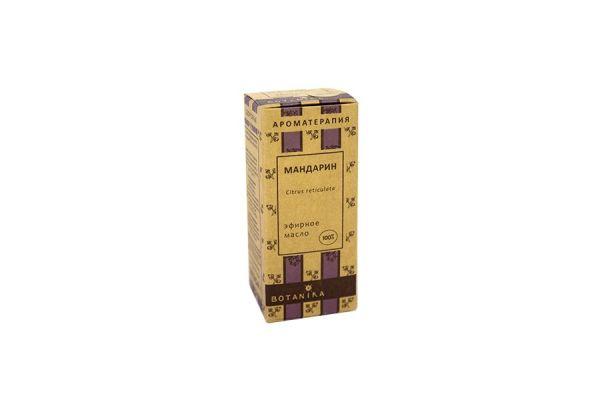 Мандарин 10 мл, 100% эфирное масло