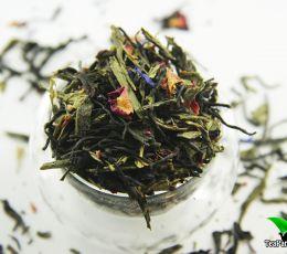 Чай черный с зеленым ароматизированный - 1001 ночь