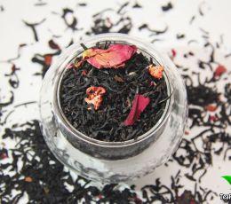 Черный ароматизированный чай - Английская королева
