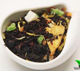 Черный ароматизированный чай - Копакабана