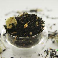 Черный ароматизированный чай - Липовый мед
