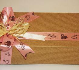 Подарочная коробка для чая и конфет - №3