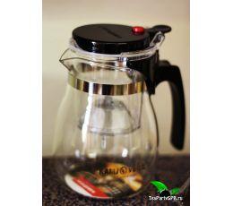 Чайник заварочный Kamjove ГунФу с кнопкой, типод(типот), 700мл
