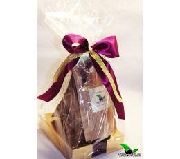 Подарочный набор из чая и конфет «Спасибо»