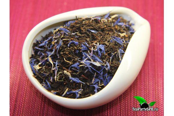 Черный чай Граф Грэй с бергамотом