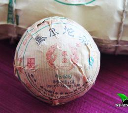 Yi Ren Phoenix Шен Пуэр, 2014год, 100гр (точа)