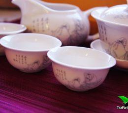 Подарочный набор посуды для чайной церемонии