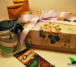 Подарочный набор - «Чайная пауза»