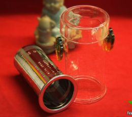 Стеклянная колба для заваривания чая 200мл