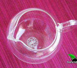 Ча Хай (Сливник, Чаша справедливости), жаропрочное стекло