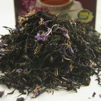 Байкальский Иван-чай с цветами Кипрея, листовой ферментированный, 50г