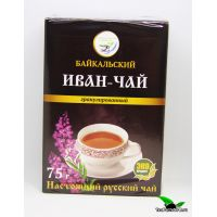 Иван-чай гранулированный, 75г