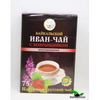 Иван-чай гранулированный с боярышником, 75г