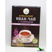 Иван-чай гранулированный с чабрецом, 75г