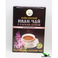 Иван-чай гранулированный с саган-дайля, 75г