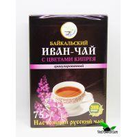 Иван-чай гранулированный с цветами кипрея, 75г