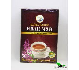 Иван-чай листовой черный, 50г