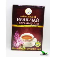 Иван-чай листовой с саган-дайля, 50г