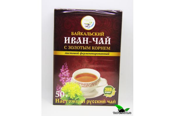 Иван-чай с золотым корнем
