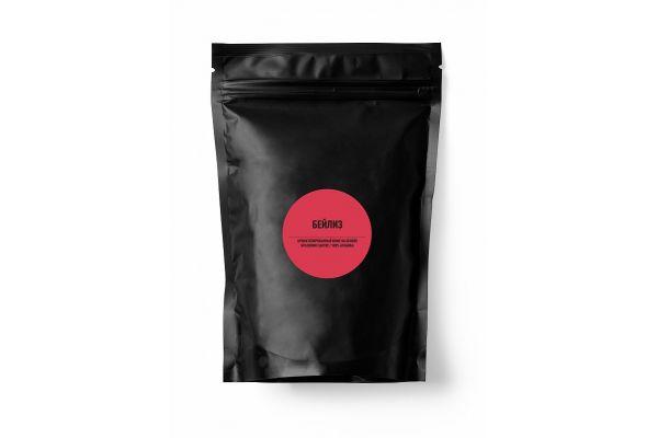 """Кофе молотый ароматизированный на основе Бразилии Сантос """"Бейлиз"""", 250г"""