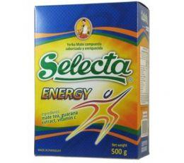 "Мате ""Selecta Energy mit Guarana"", 500г"