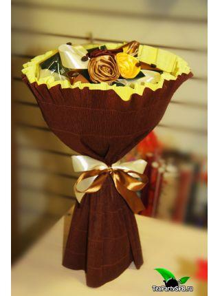 "Кофейный букет ""Квартет"" (кофе, шоколад)"