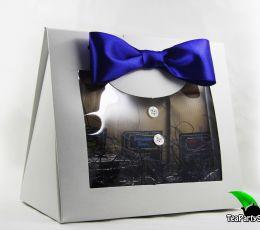 Кофейный подарочный набор - «КофеМэн»