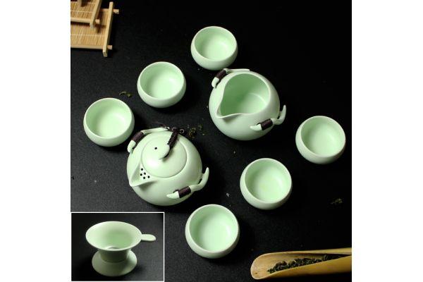 Набор посуды для чайной церемонии И Лун
